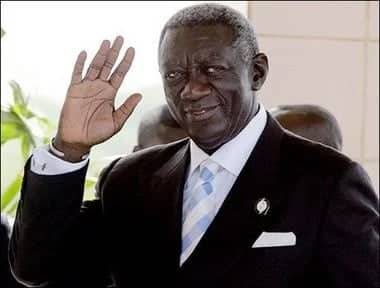 Kufuour reveals the things he is praying for as he turns 79 today