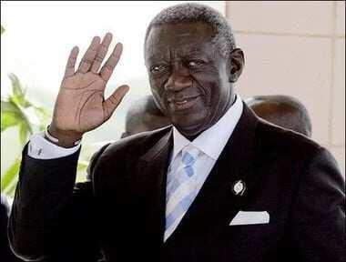Former president Kufuor disassociates himself from DJ OXY's anti-Akufo-Addo claim