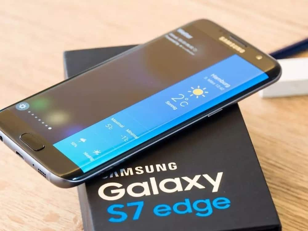 Samsung galaxy s7 edge price in Ghana and review