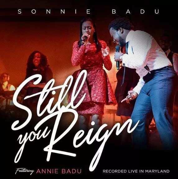 Sonnie Badu and wife, Anne Badu sing beautiful duet