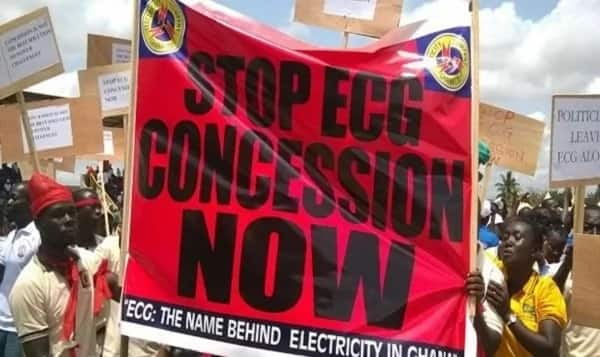 We shall sell ECG but workers will not be sacked - Nana Addo