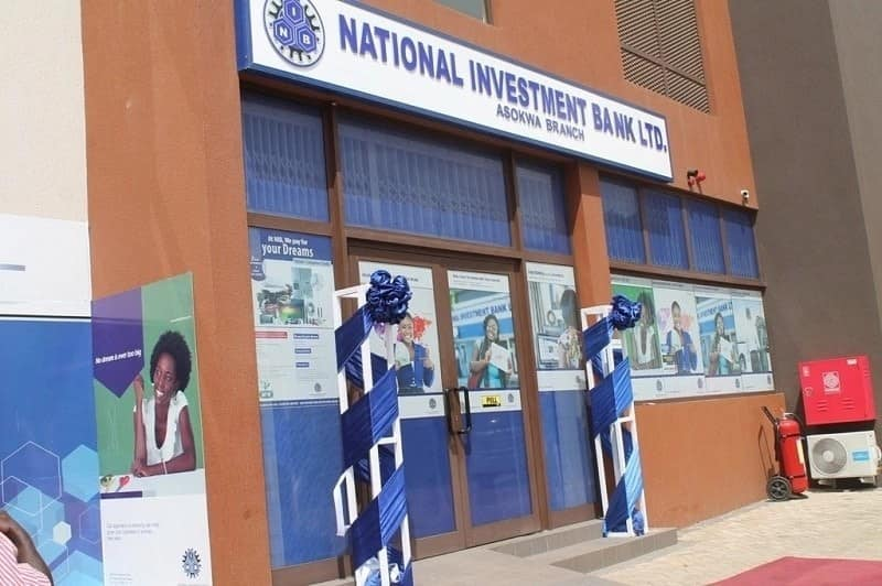 nib branches in accra, national investment bank, nib branches