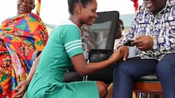 """Nana Addo restores nursing training """"allowa"""" in style, lashes Mahama for refusing payments"""