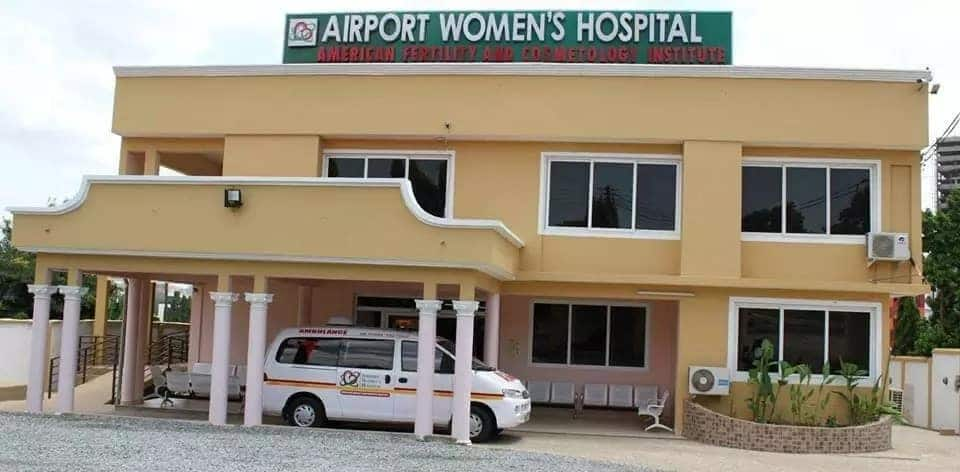List of private hospitals in Accra