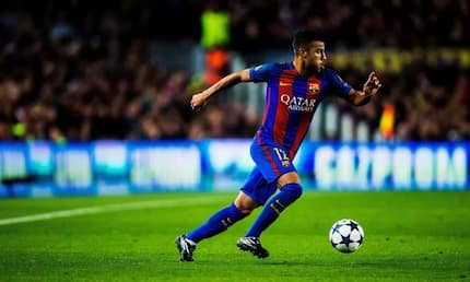 Barcelona star deals Arsenal and Chelsea a major blow as he decides on his future