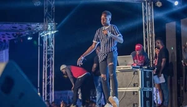 15-year old musician surprises all with a 'banging' dancehall song