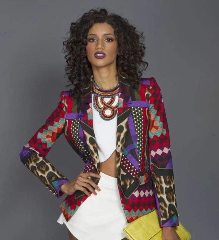 african print jackets for ladies
