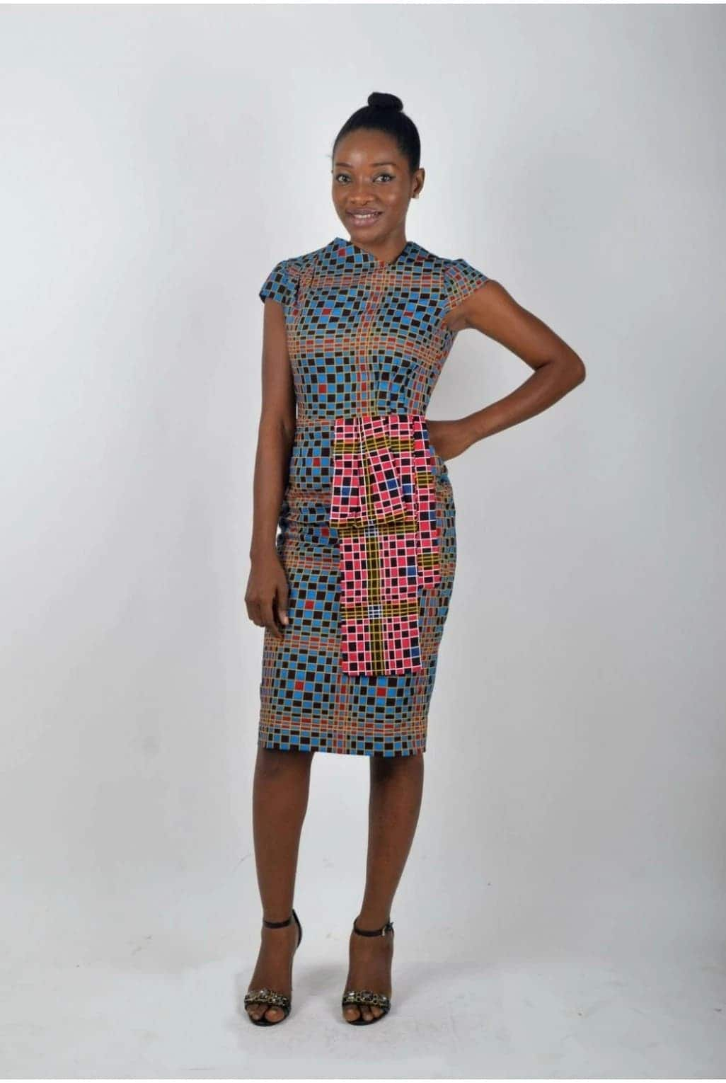african print styles african wear for ladies ghanaian african wear styles modern african dress styles straight dresses