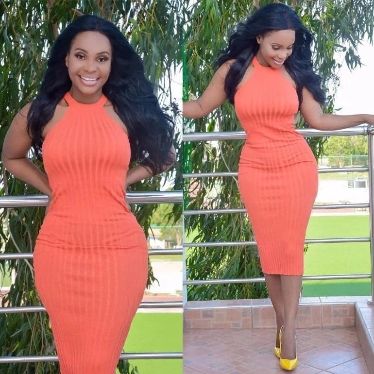 Latest Benedicta Gafah pictures you must see right now!