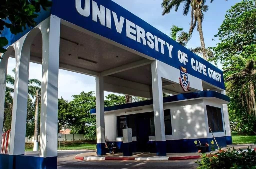 UCC courses and cut off points 2017/2018.