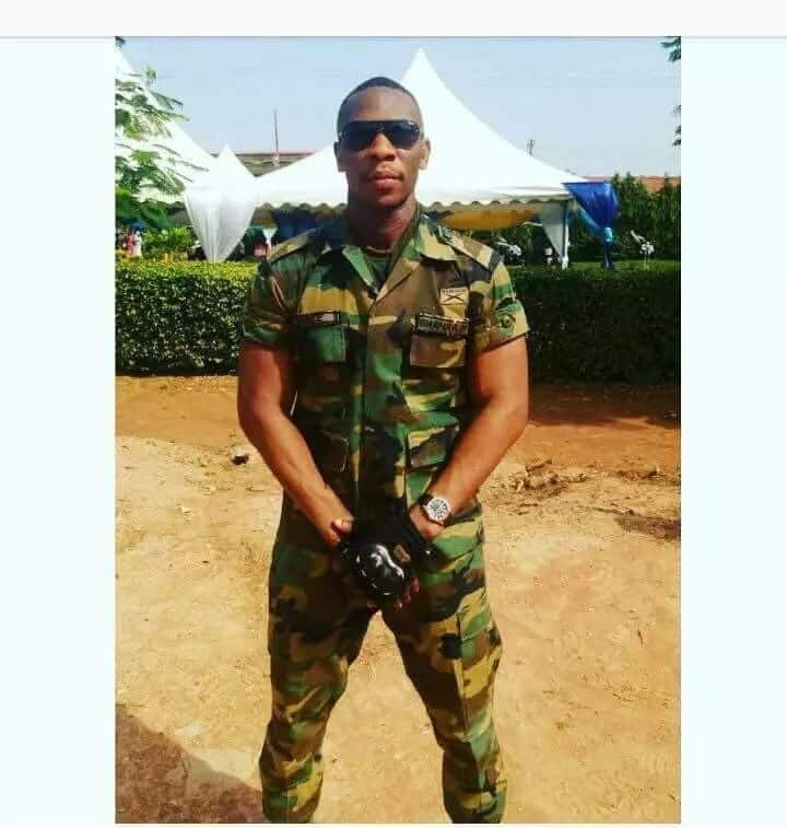 Ebony's bodyguard