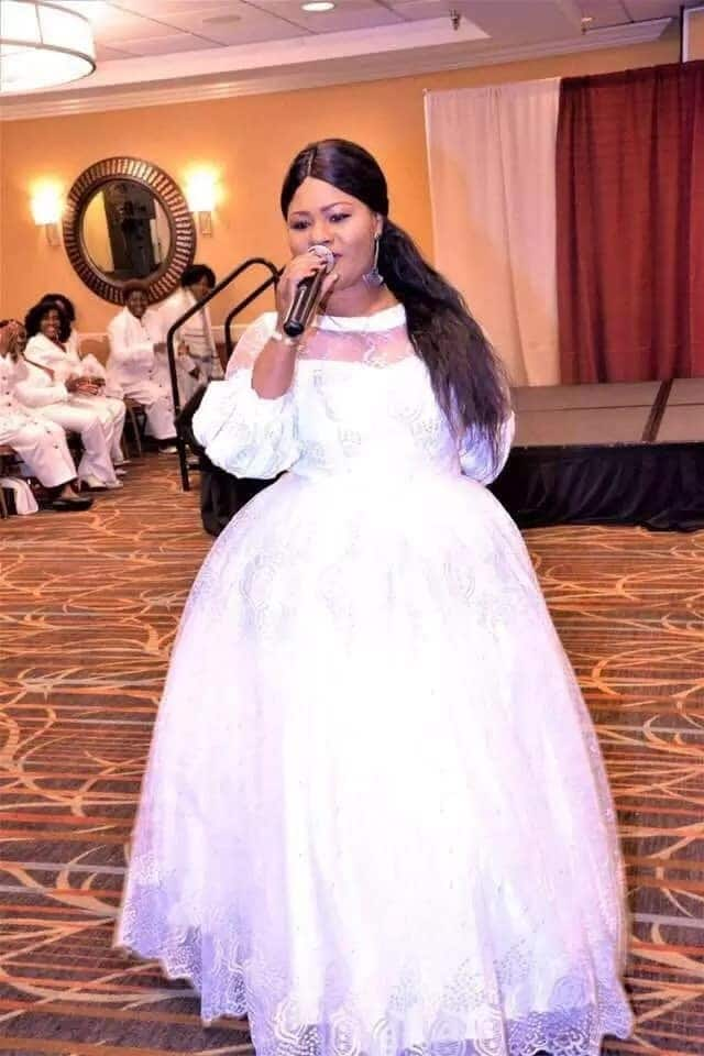Photos: Gospel musician Obaapa Christy ordained as a reverend minister
