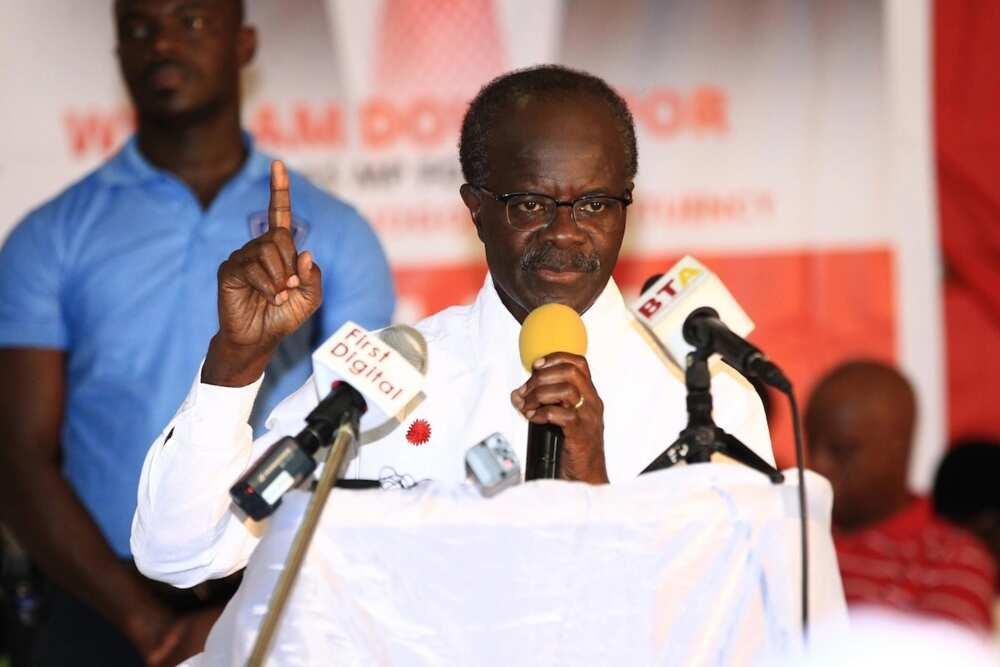 Nduom sues NPP's Hopeson Adorye 10 million cedis for defamation