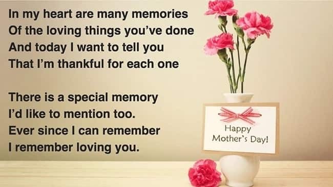 mothers day messages to daughter