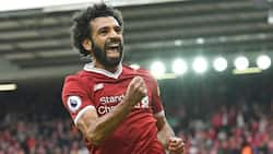 Mohamed Salah is 2017 African player of the year