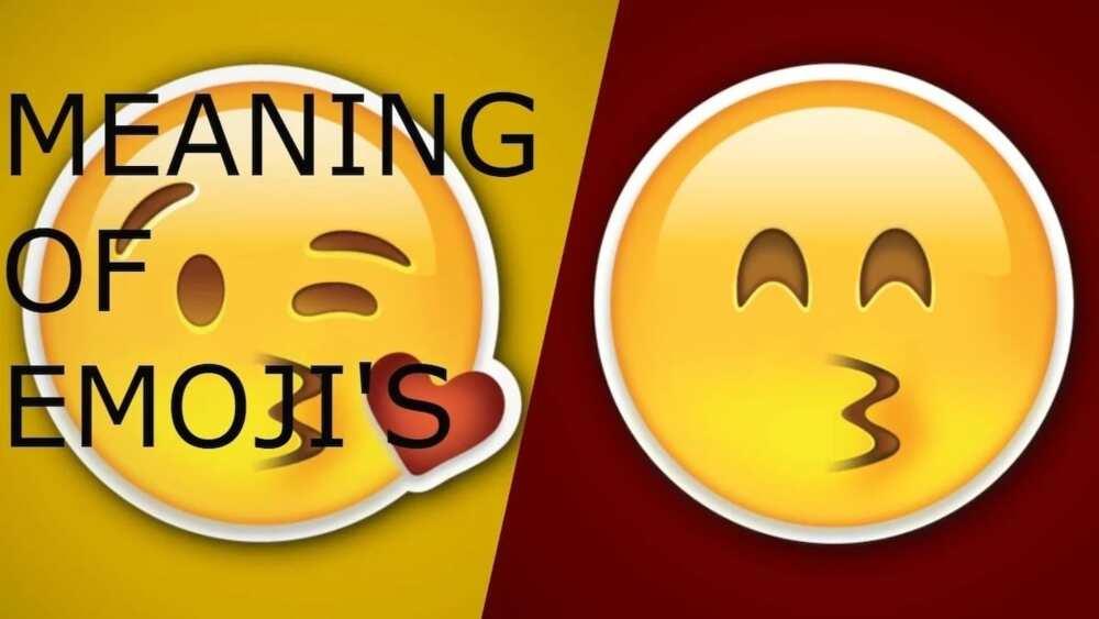 Meaning of WhatsApp emojis ▷ YEN COM GH