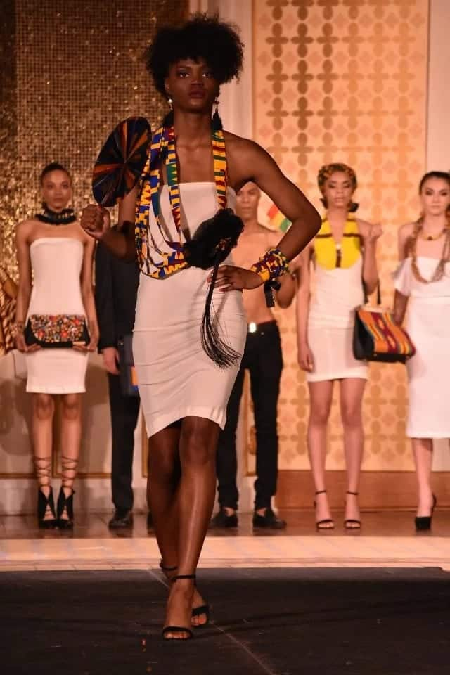 kente styles for women