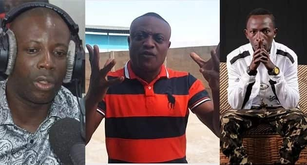 Maurice Ampaw advises Prophet Kumchacha to stay away from 'One Corner'