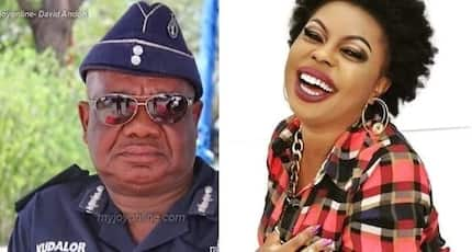 Find out the warning Afia Schwarznegger gave the IGP following alleged attack by ex