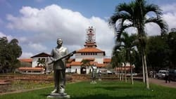 University of Ghana courses and cut off points