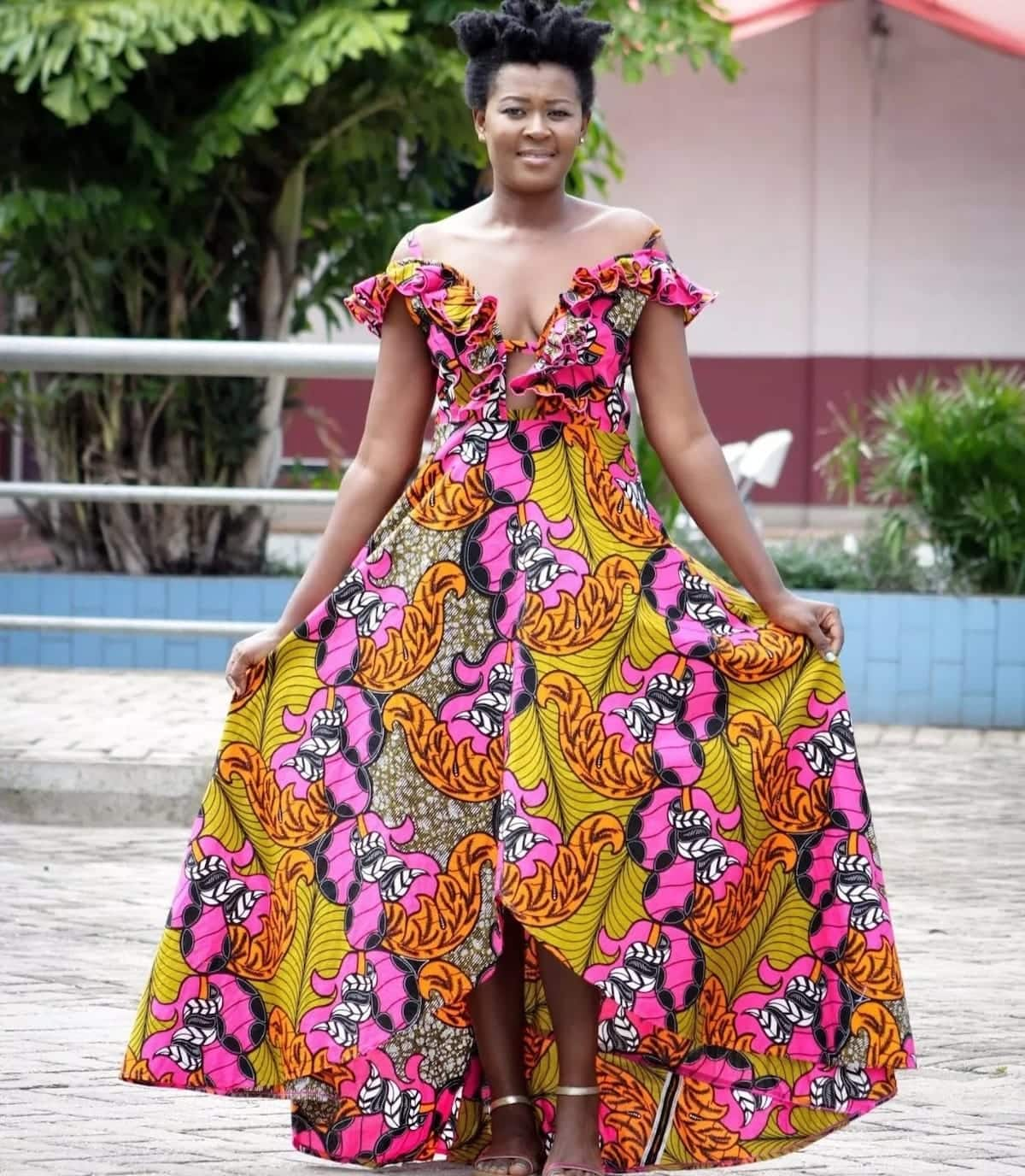 Modern African dresses for ladies