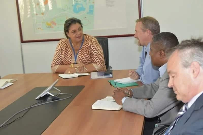 Photos: Hannah Tetteh starts work as Director-General for UN office in Kenya