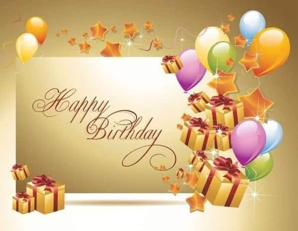 Birthday wishes to my love ones