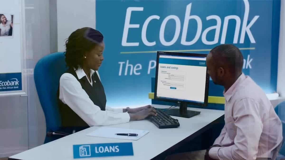 Ecobank branches in Ghana