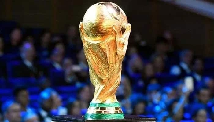 FIFA World Cup trophy 2018