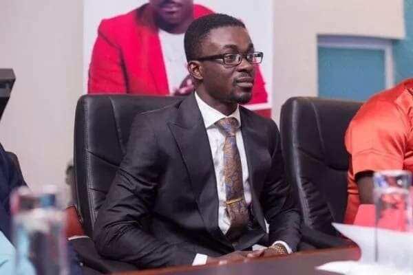Nana Appiah Mensah, CEO of Zylofon Media