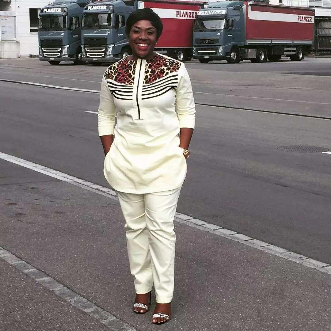 Photos: Emelia Brobbey takes Kumawood by storm