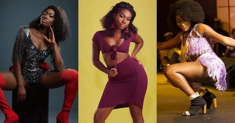 People who look like insults want to insult me - Wendy Shay jabs haters