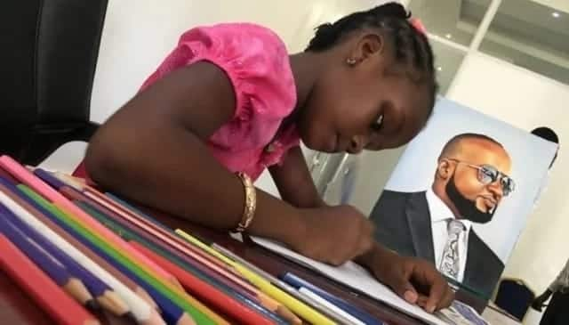 9-year-old Kenyan girl surprises the world with her multiple talents