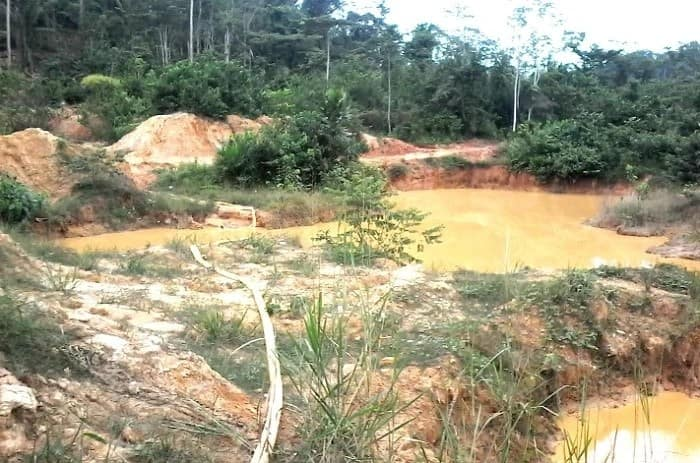 Causes and effects of galamsey in Ghana