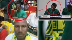 It turns out Wonder's father was also part of the Prempeh team that won the NSMQ in 1996