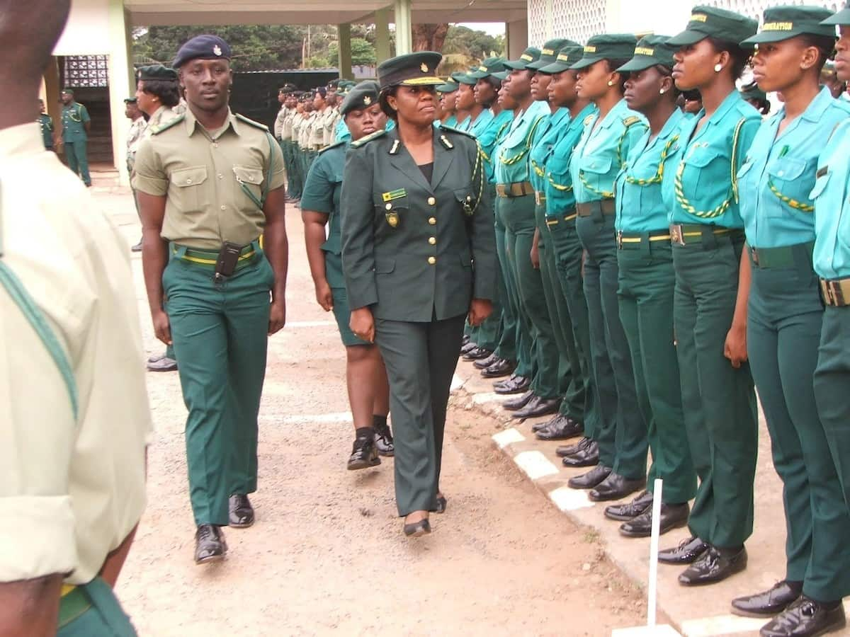 Ghana Immigration Service Protocol Recruitment Scam