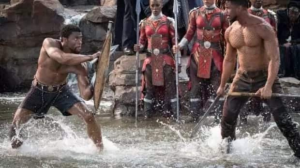 Black Panther's cast - 10 interesting facts