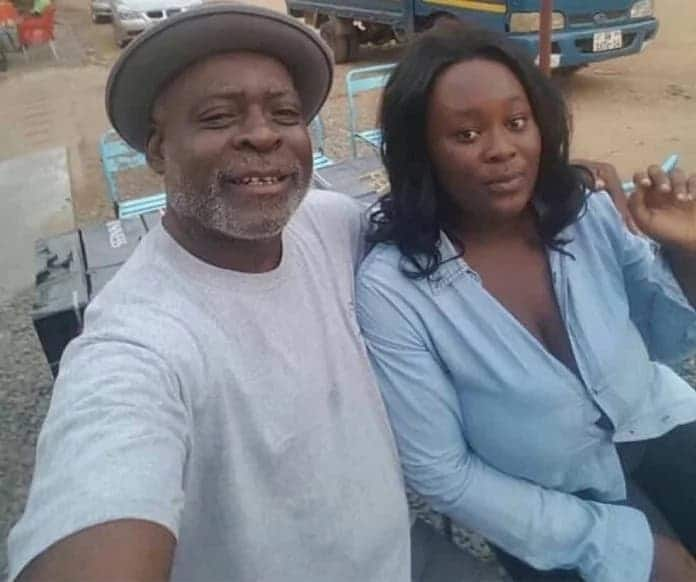 Kofi Adjorlolo and son committing incest by sleeping with the same woman?