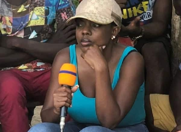 Nana Aba Anamoah says Christians are Hypocrites; takes Religions Organisations to the Cleaners
