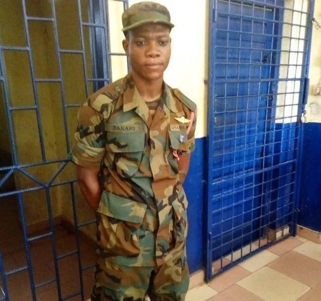 Fake soldier breaks into security of Vice President Bawumia
