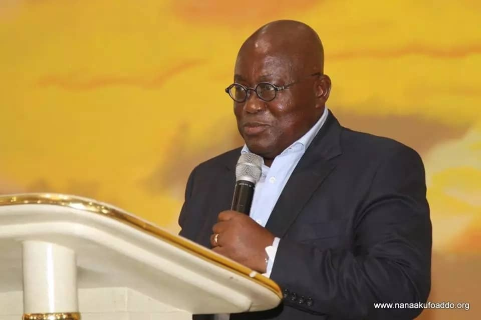 Names of ministers in Ghana and their ministries