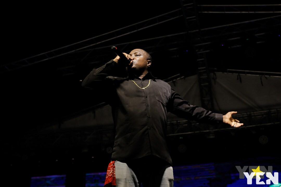 Photos from Stonebwoy's 'Ashaiman To Da World' concert
