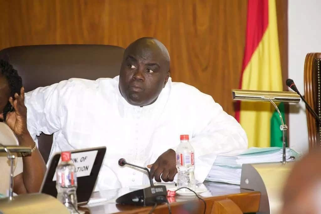 Cash from Mahama's 10 percent pay cut goes missing
