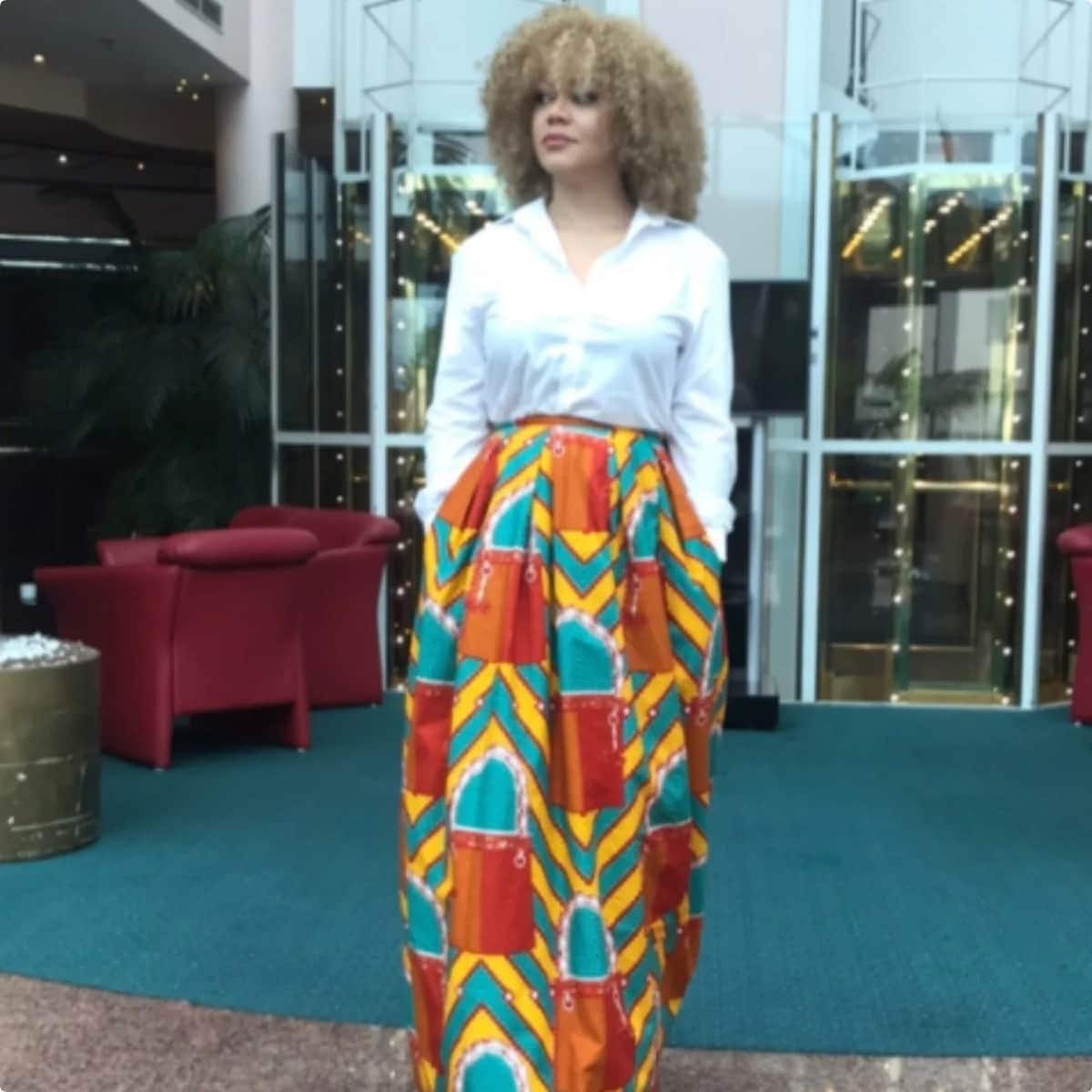 Nadia Buari wows fans and followers with stunning photos