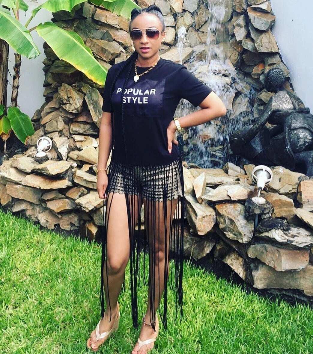 Asamoah Gyan's wife stuns in latest photos