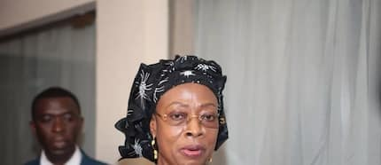 Financial independence of judiciary will be one of my legacies - Sophia Akuffo