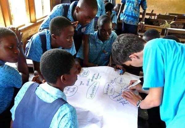 brief history of Ghana education service