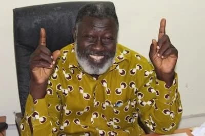 Nii Odoi Mensah Calls For Support For His Kidney Treatment