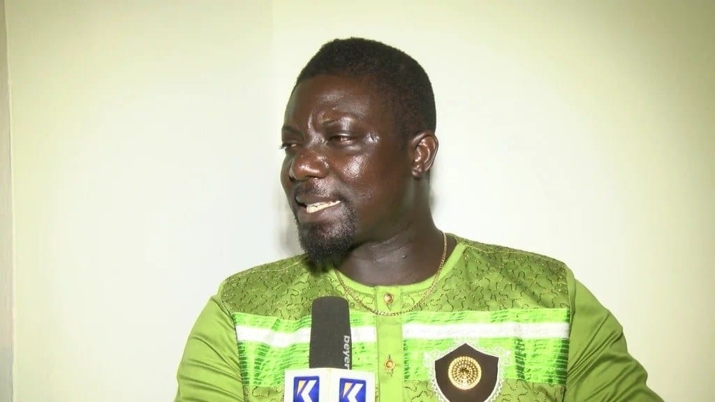 Bill Asamoah resorts to court action to redeem his image over 'bonking' allegations