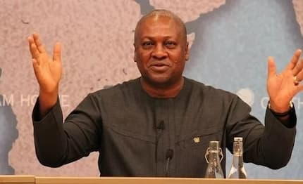 Akufo-Addo's corruption record is worse than mine - Mahama